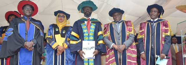 Prof. Francis Aduol is the 1st & current Vice Chancellor, Technical University of Kenya